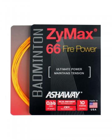 Ashaway ZyMax 66 Fire Power Set