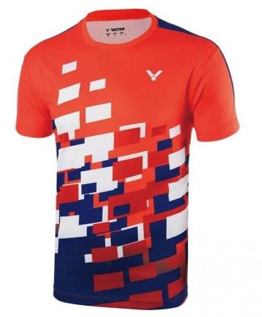 Victor Shirt Malaysia Unisex red LTD