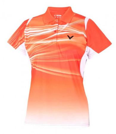 Victor Lady Polo Korea orange