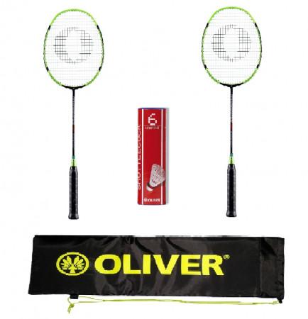 Oliver Badmintonset Fetter Smash