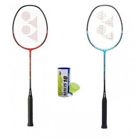 Yonex Badmintonset Iso-Lite 3