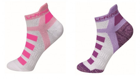 Li Ning Damen Sneaker Socke