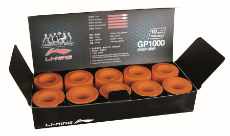 Li Ning Overgrip 10er Glue Box