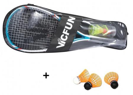 VICFUN Speed Badminton Set VF-100 Premium