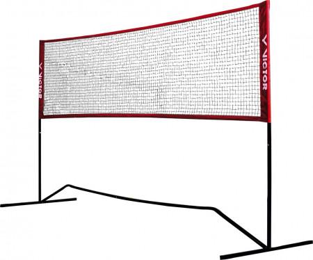 Victor Premium Mini-Badminton-Netz