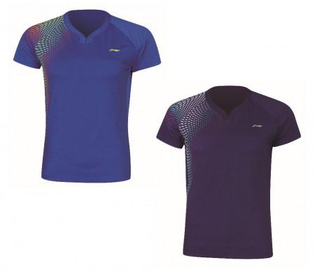 Li Ning Competition Shirt V-Neck