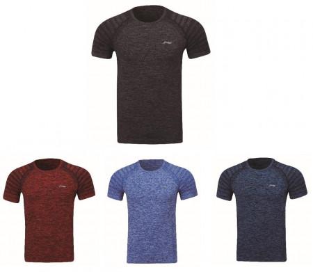 Li Ning Shirt Seamless Doppelpack
