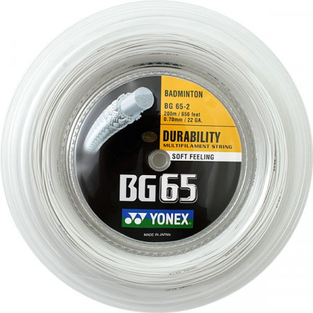 Yonex BG-65 200 Meter