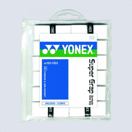Yonex Super Grap AC 102 12er Pack