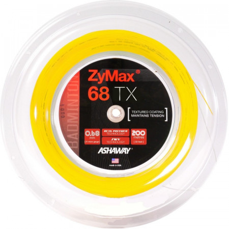 Ashaway ZyMax 68 TX 200 Meter