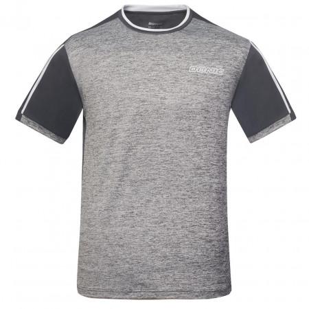 DONIC T-Shirt Melange Tee-anthrazit
