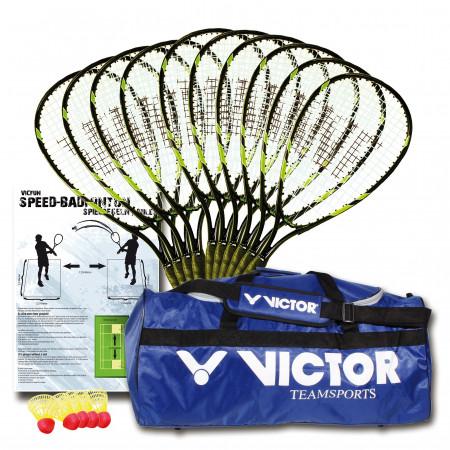 Speed-Badminton Schulsportset 12er