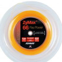 Ashaway ZyMax 66 Fire Power 200 Meter