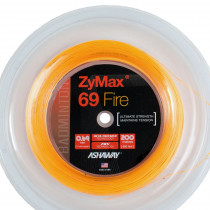 Ashaway ZyMax 69 Fire 200 Meter