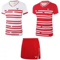 Victor Komplett Dress Shirt Denmark Female und Skirt Denmark
