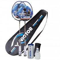 Victor Badminton-Set 3700 Magan