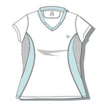 Dunlop Damen T-Shirt Canberra