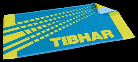 Tibhar Handtuch Spectra (blau / gelb )