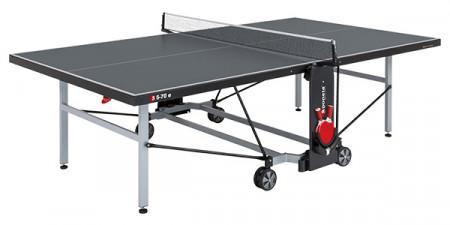 Sponeta Tischtennisplatte OUTDOOR S 5-70 e anthrazit