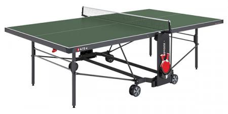 Sponeta Tischtennisplatte OUTDOOR S 4-72 e grün