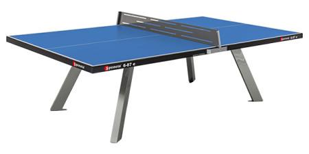 Sponeta Tischtennisplatte OUTDOOR S 6-87 e blau