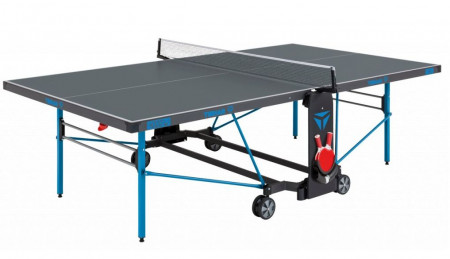 TIBHAR Tischtennisplatte OUTDOOR 4000W anthrazit