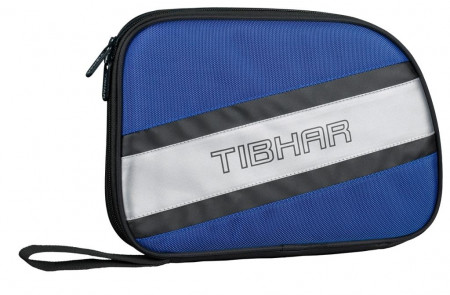 TIBHAR Einzelhülle HORIZON (blau / schwarz / silber)