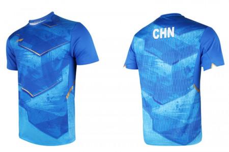 Li Ning NATIONALTRIKOT CHINA 2018 BLAU