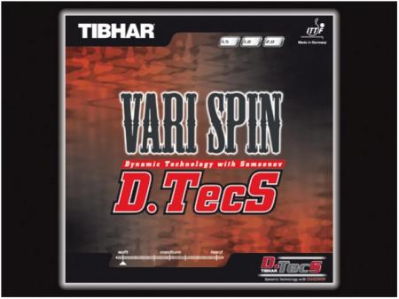 TibVari Spin D.TecS