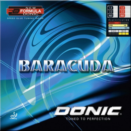 Donic Barracuda