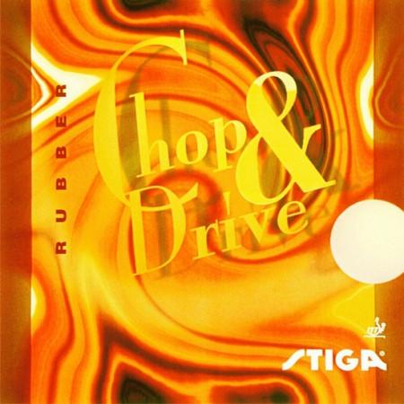 Stiga Chop&Drive