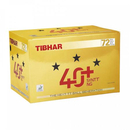 Tibhar 40+ Syntt NG *** 3-Stern 72iger Pack