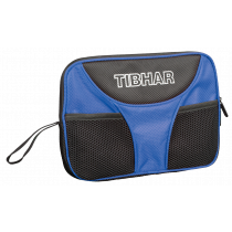 Tibhar Einzelhülle Crown (sw/blau)
