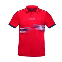 Donic Polo Shirt Race rot