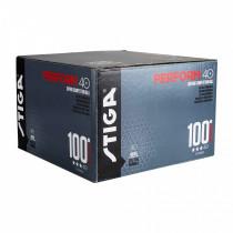 STIGA PERFORM ABS 40+ *** 3-Stern Wettkampfball 100er Pack