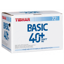 TIBHAR Basic 40+ SYNTT NG 72er-Pack