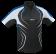 Tibhar Hemd Space (schwarz/blau)