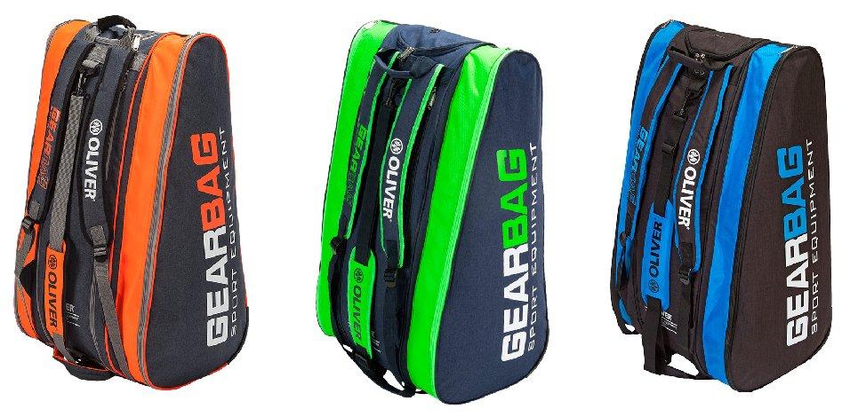 Details about Oliver Gearbag Badminton Squash Tennis Bag