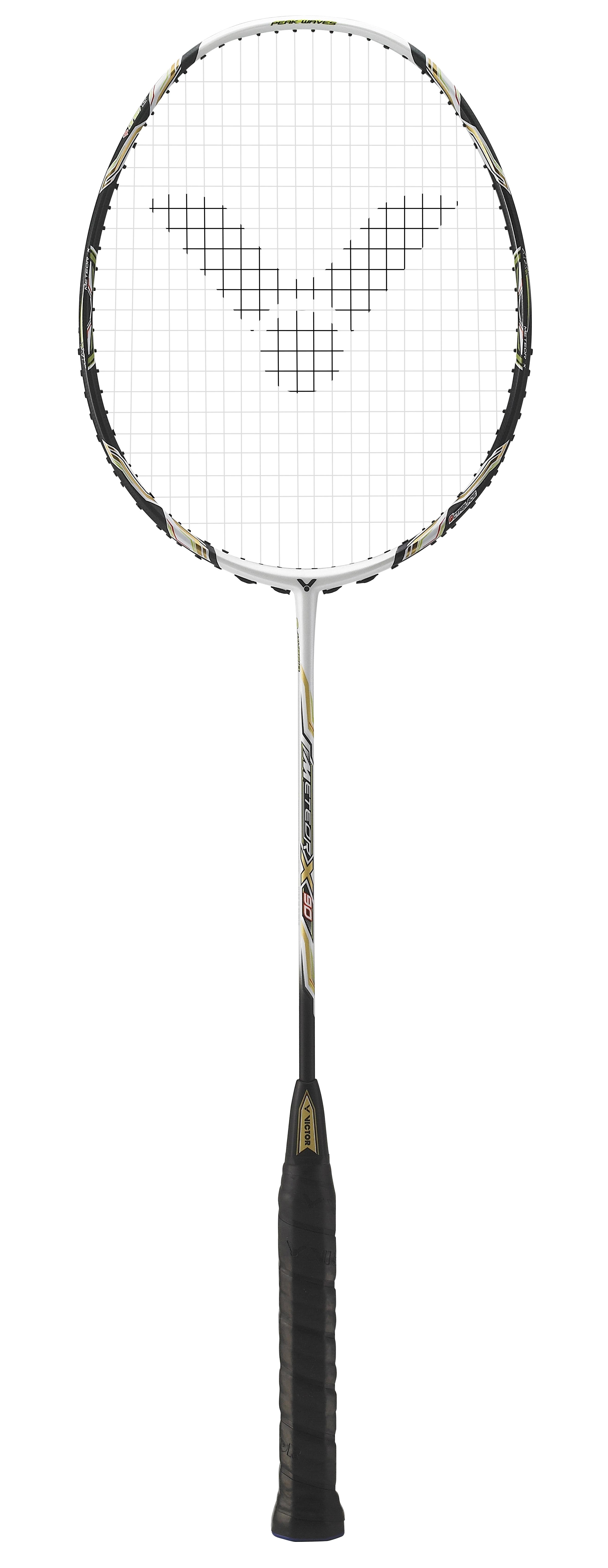 Victor Meteor X 90 Racchetta Badminton Racchetta Da Badminton Racchetta - meteor - ebay.it
