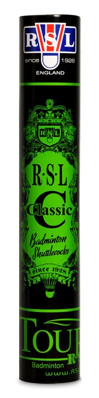 The top natural badminton by RSL is classic of the tourney. Goose feather  with first-class flight characteristics and durability. 192c38e007cd8